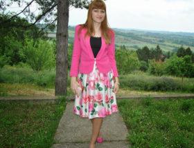 pink-floral-skirt