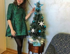 xmas-green-dress
