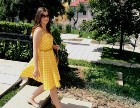 yellow-polka-dots-dress