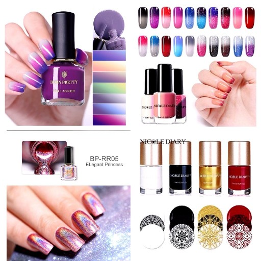 style nails nail polish
