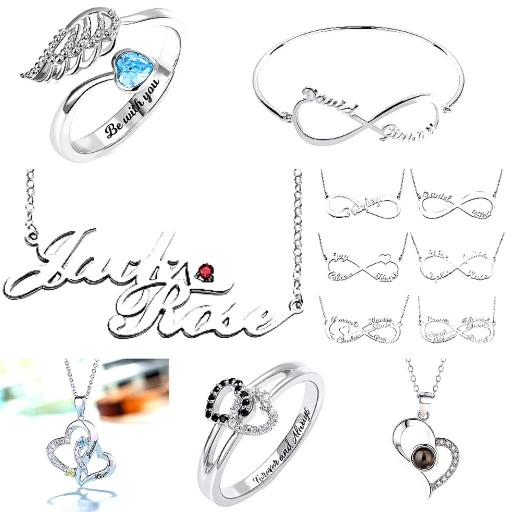 Valentine's Day Jewelry Gift Ideas for Her