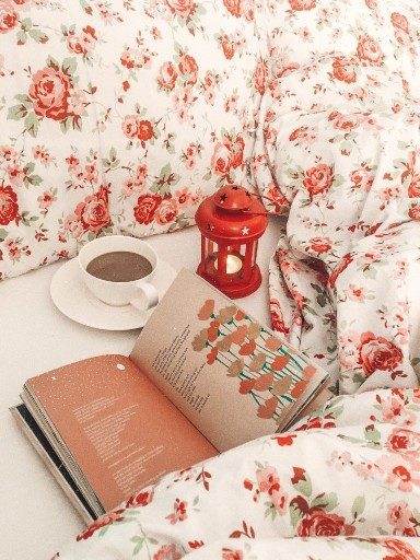 ostani kod kuće / reading time