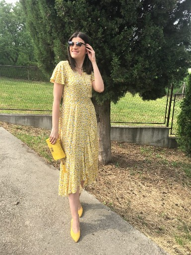 Summer with easy-breezy summer dresses