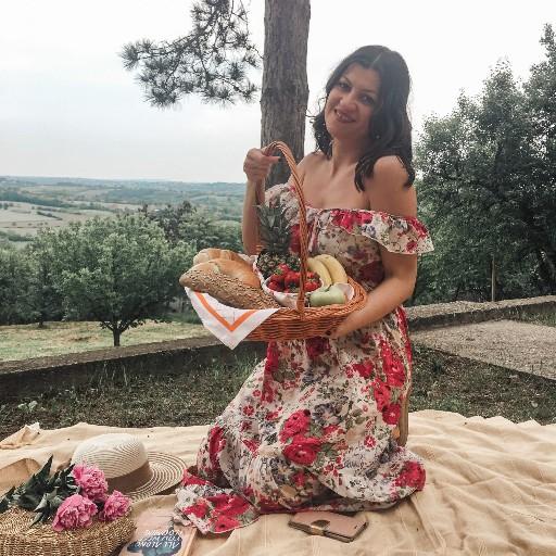 vintage picnic idea