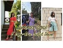 3 easy-chic summer outfit ideas