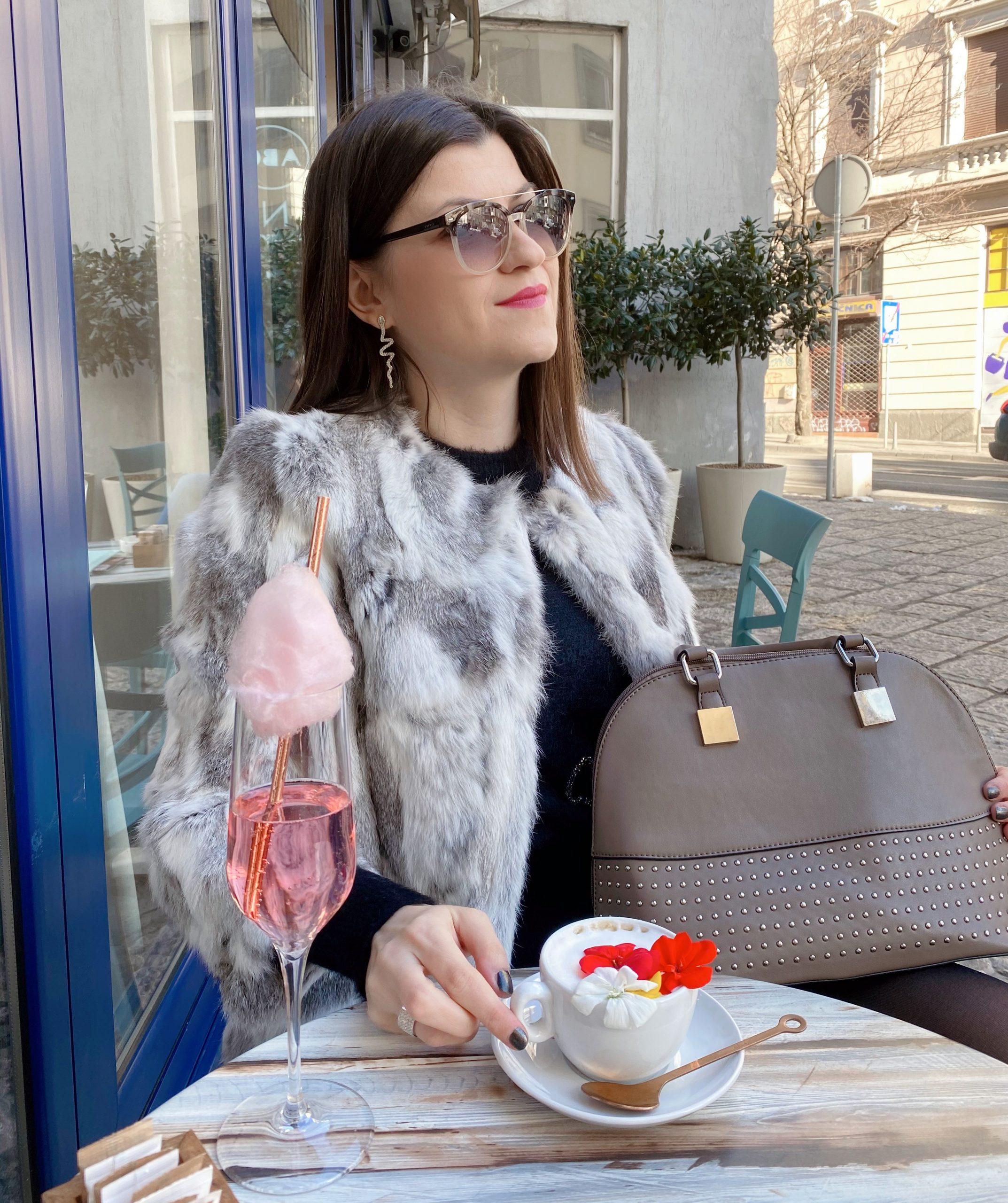 Feminine Chic, fioreccino, coffee time, pink lemonade