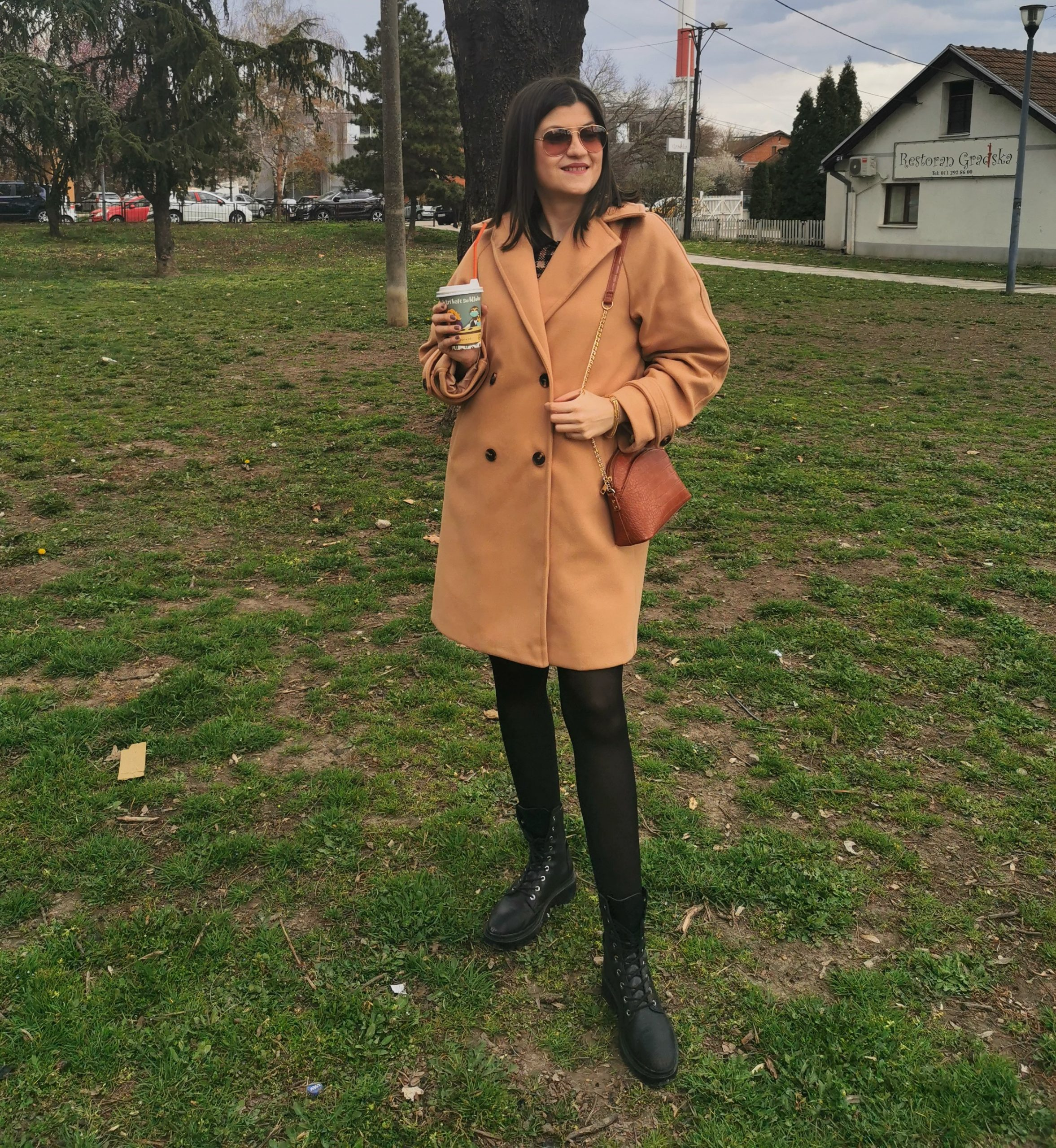 timeless wardrobe pieces: camel coat