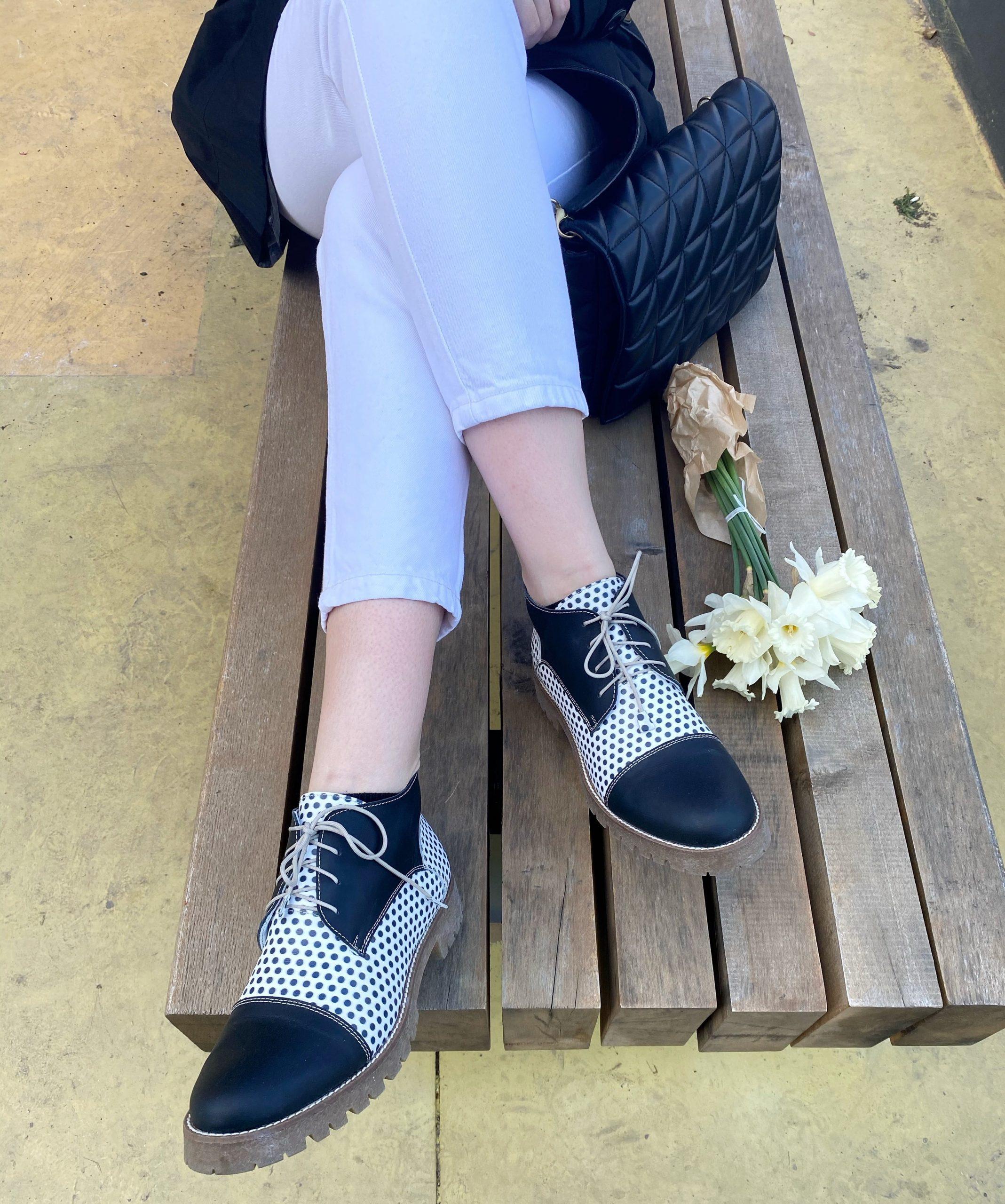 Polka Dots Shoes