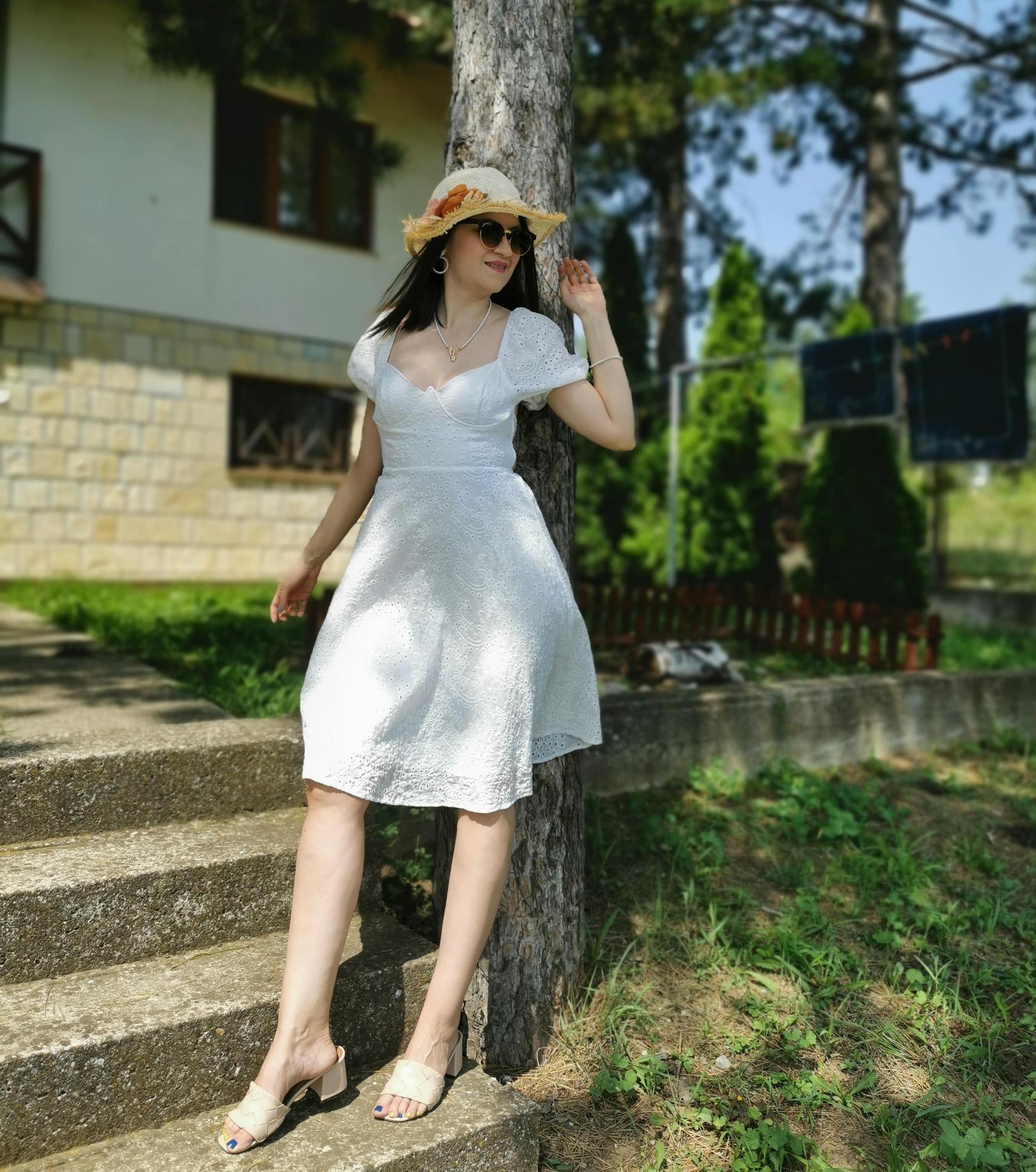 feminine summer style