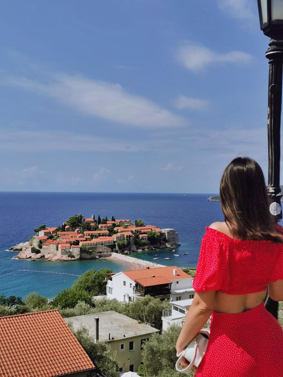 Montenegrin Diaries, Summer 21' / part 2: Sveti Stefan & Tivat
